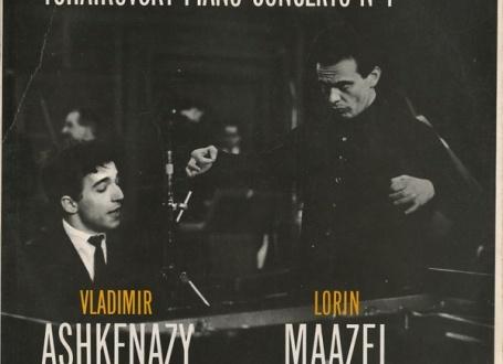 Tchaikovsky: Piano Concerto No.1 Vladimir Ashkenazy, Lorin Maazel - London Symphony Orchestra